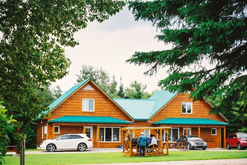 Chalet familial small