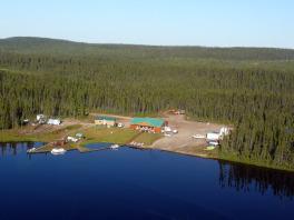 Pourvoirie du lac husky saguenay  lac saint jean small