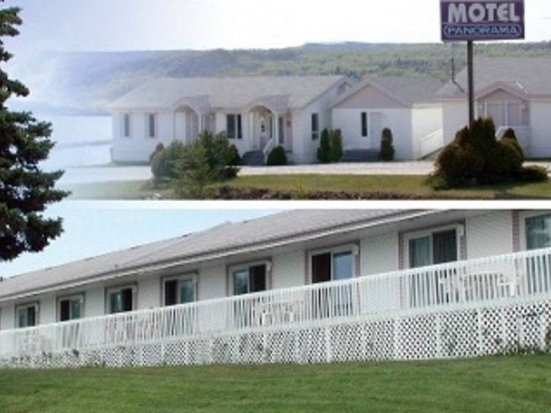 Motel panorama au saguenay  lac saint jean big
