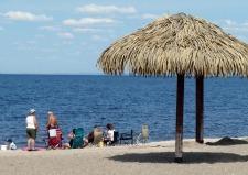 Camping plage blanchet saguenay  lac saint jean small