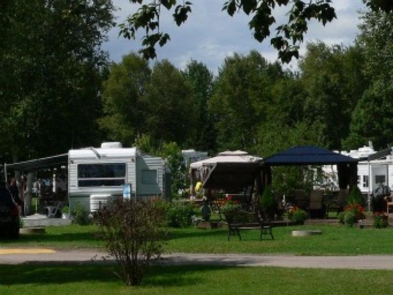 Camping saint f licien saguenay lac st jean big