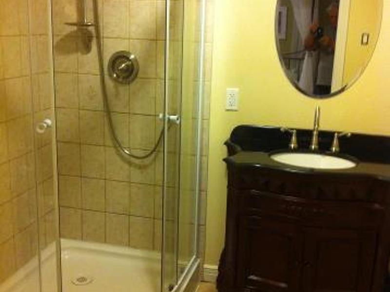 Salle de bain priv e g te big