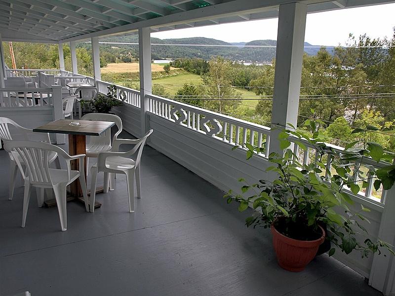 Terrasse des chambres big