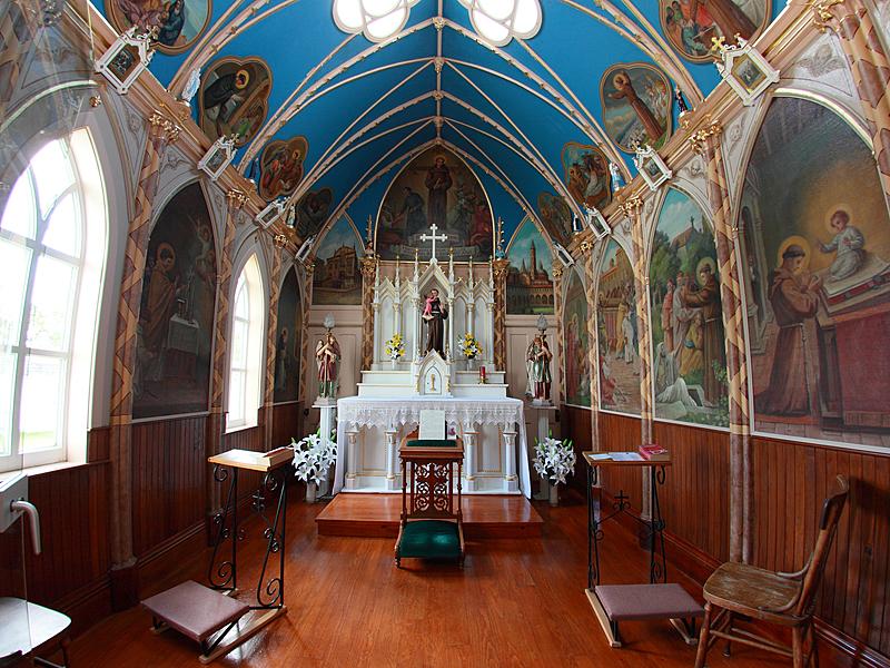 Chapelle historique big