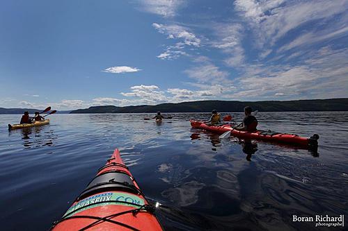Kayak de mer small