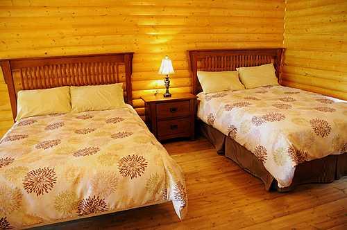 Mezzanine   chalets et spa lac st jean   tourisme saguenay lac st jean small
