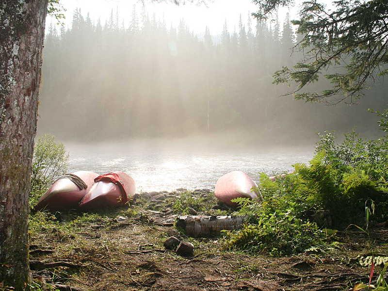 Canoe rivi re big
