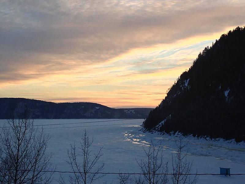 Auberge aventure rose des vents   le fjord hiver big