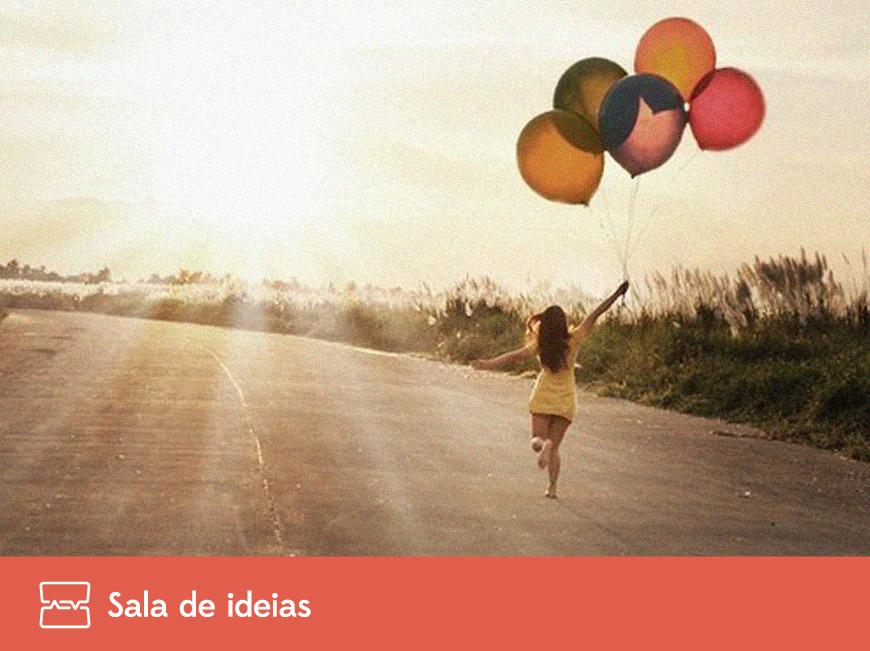 Desafio de ser feliz por 100 dias
