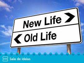 Ano Novo, um Sala de Ideias novo