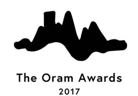Oram Award logo