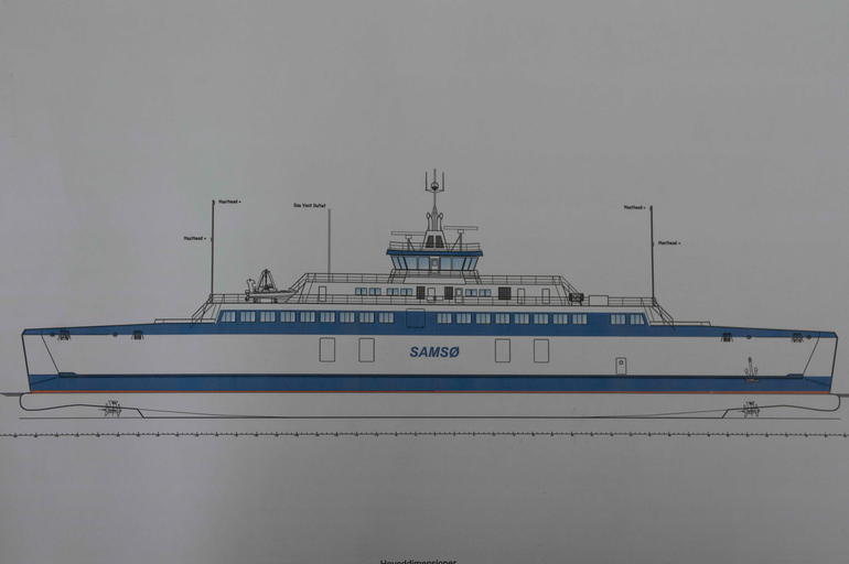kalundborg samsø færge