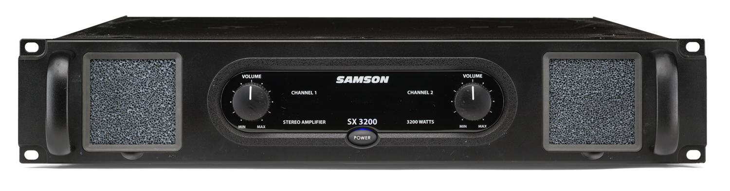 SAMSON SX3200 AMPLIFIER