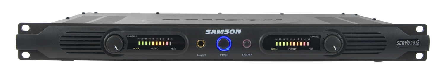 SAMSON SERVO 201A AMPLIFIER