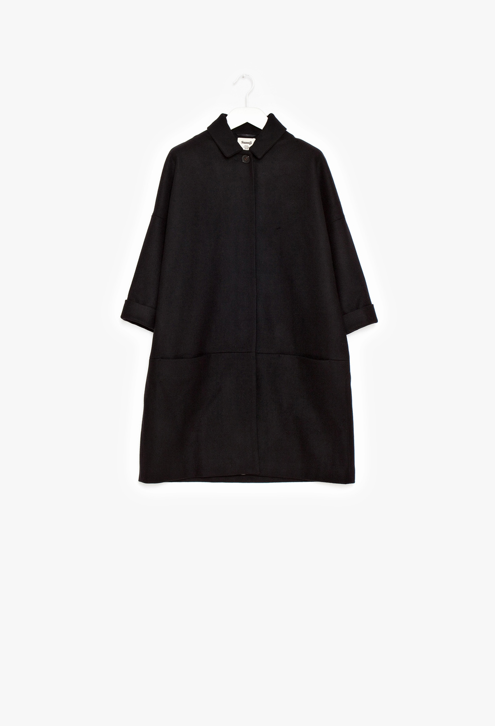 Alvar Coat Black