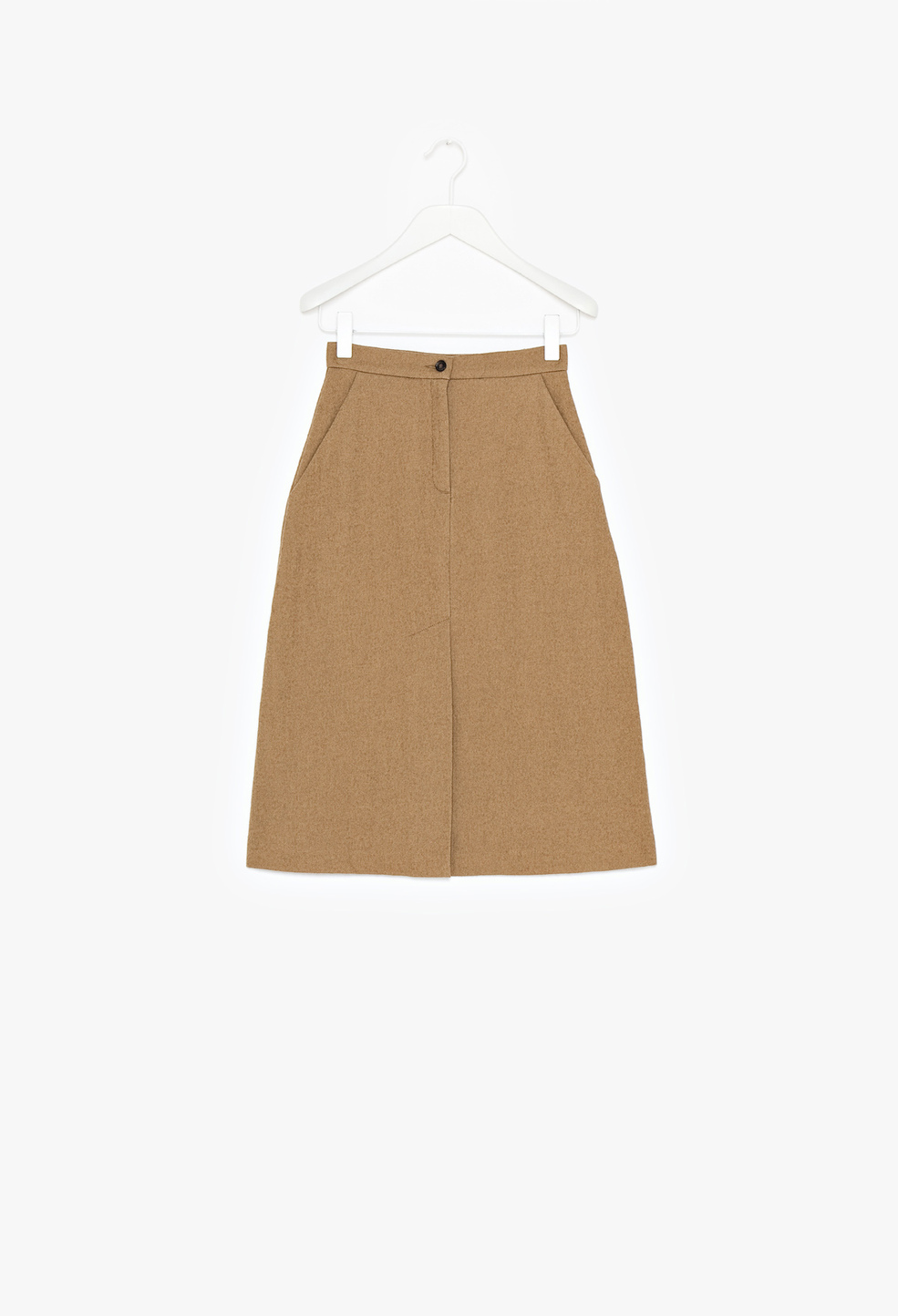 Brooklyn Skirt Mustard