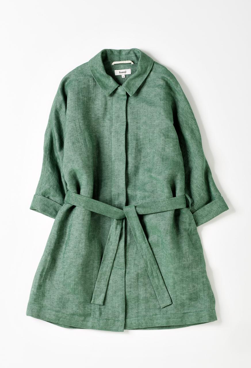 Suoma Coat