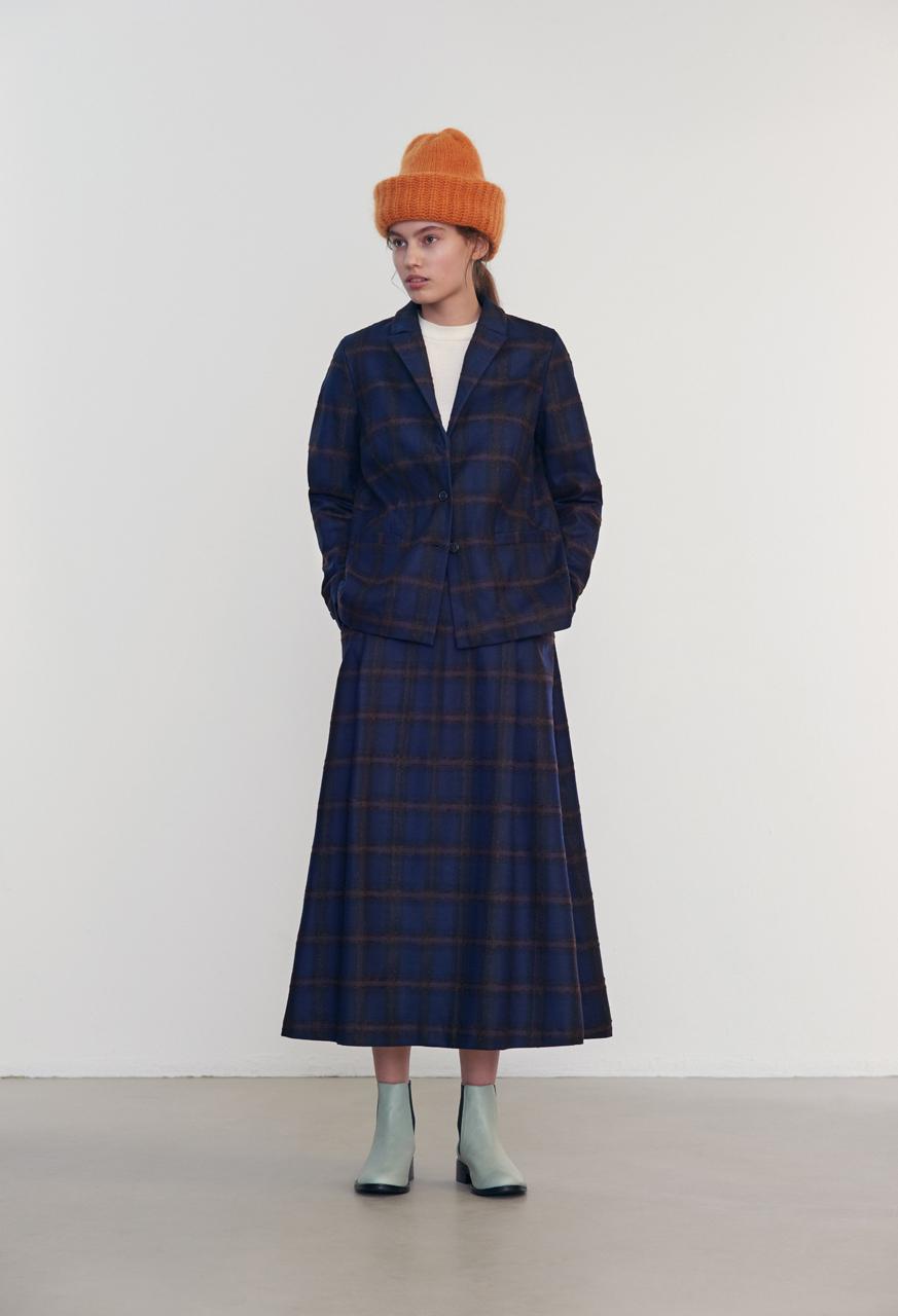 Samuji-fw16-bailey-blazer-wool-cross-lookbook