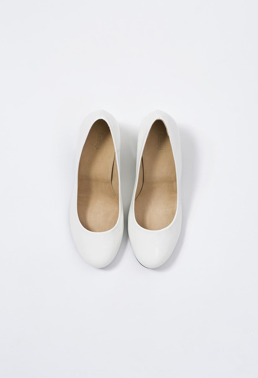 Samuji-fw16-heel-ballerinas-gel-white