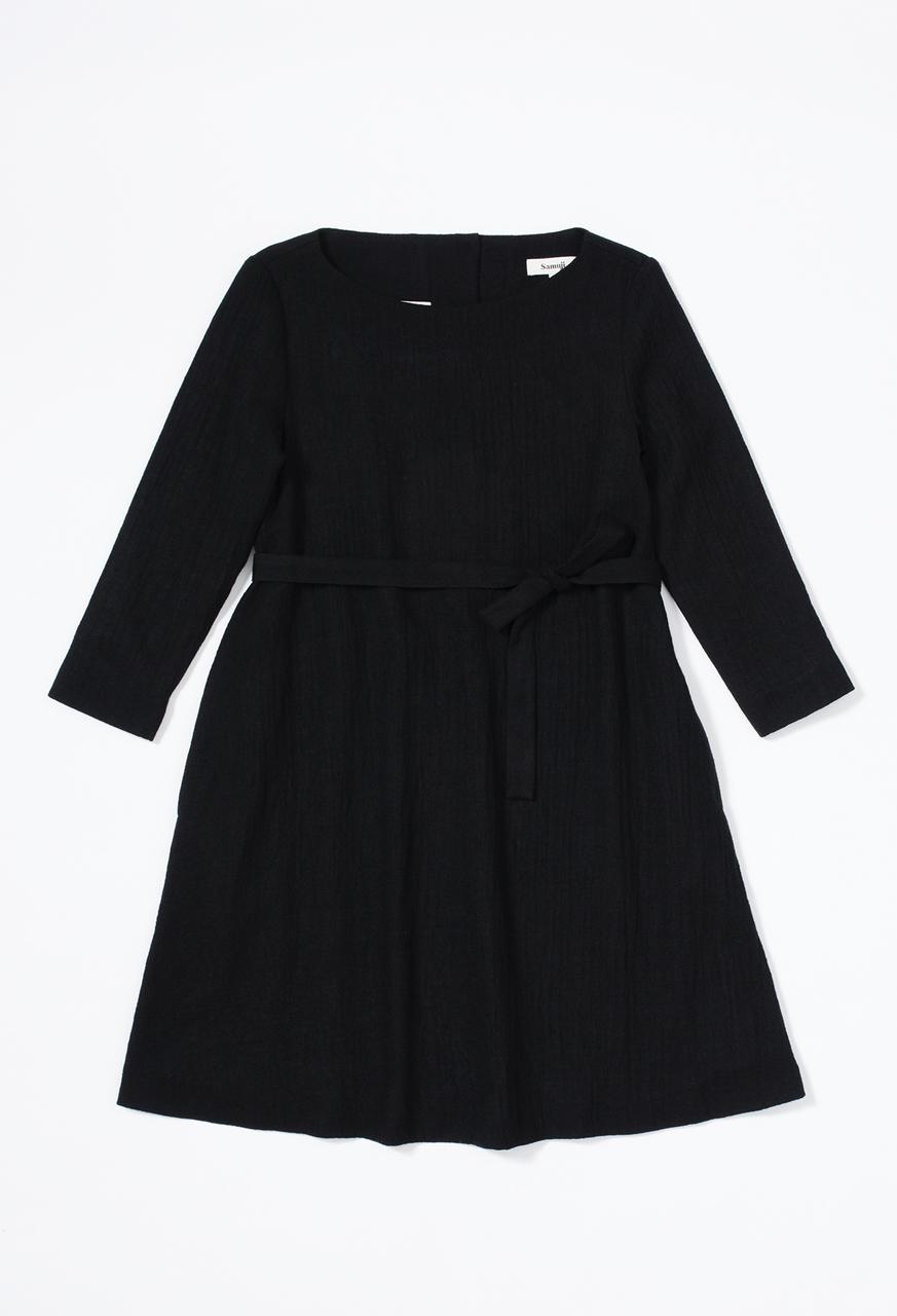 Winter Finch Dress