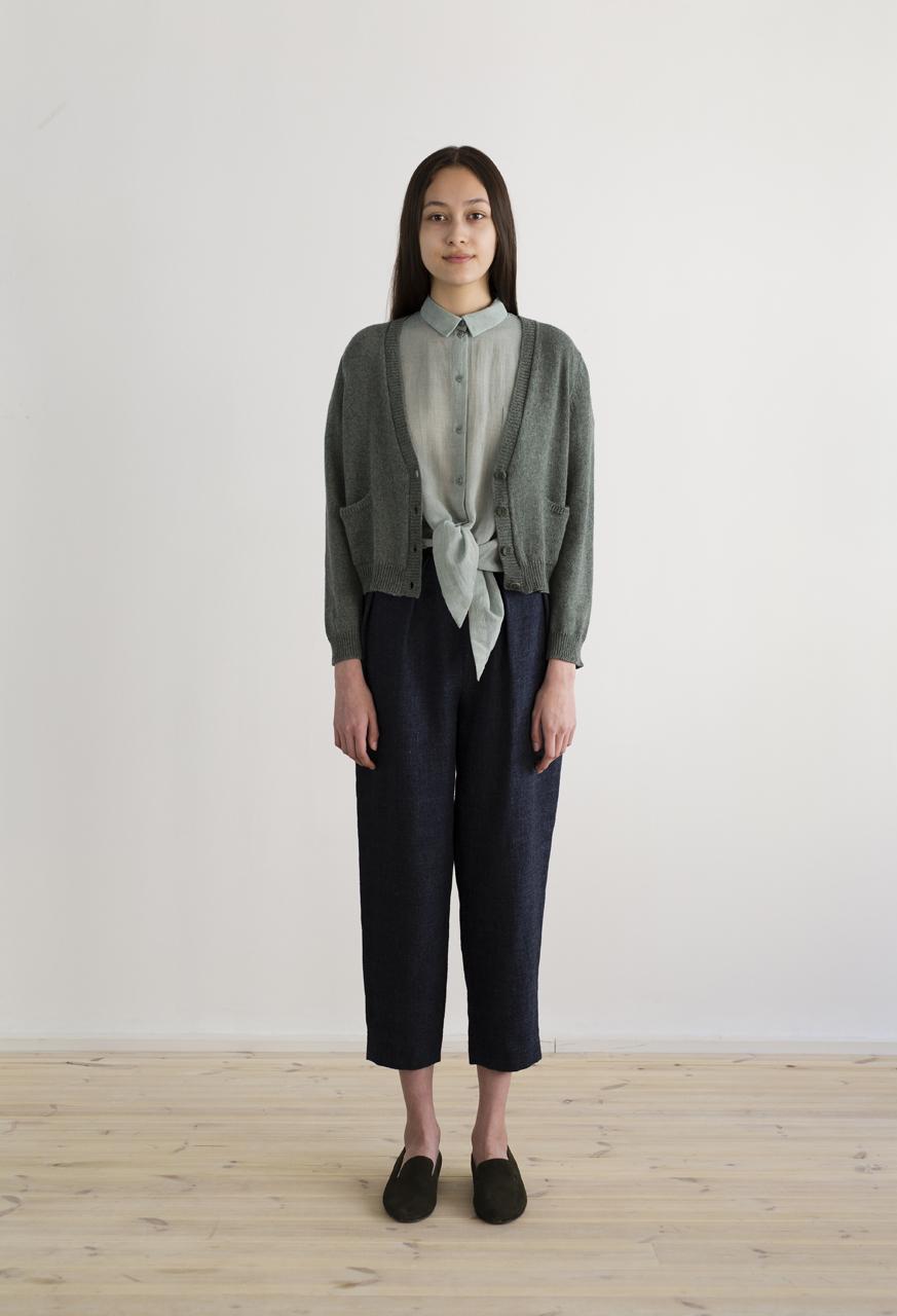 Samuji-resort17-pilot-cardigan-trinity-green-gada-shirt-brigs-trousers