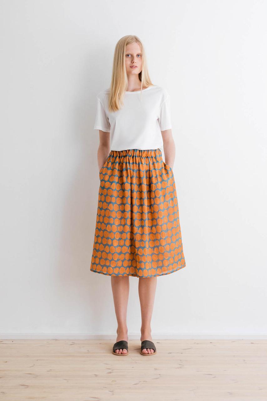 Samuji-ss17-papina-skirt-kamina-cousin-shirt