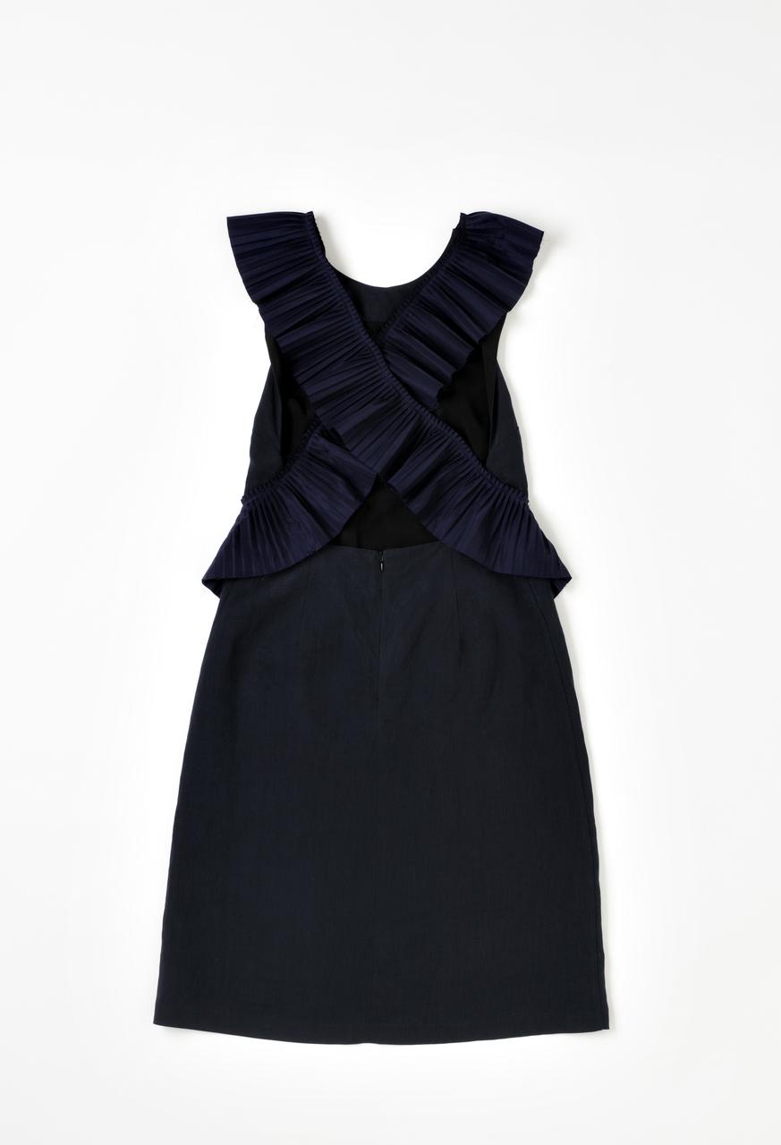 Samuji-ss17-maile-dress-mattsilk-navy