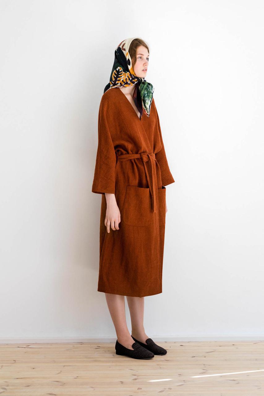 Samuji-ss17-como-coat-denver-orange-