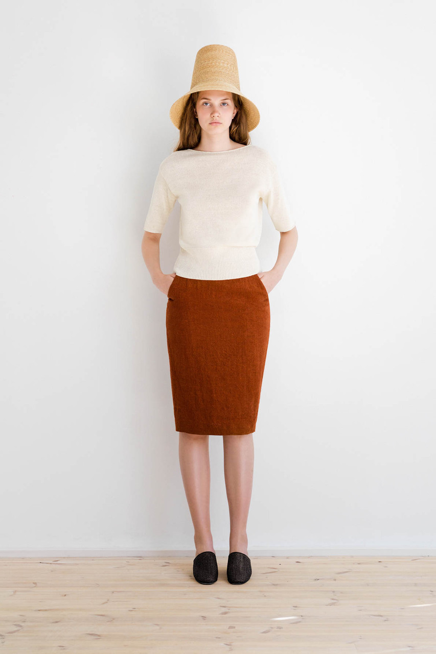 Samuji-ss17-pencil-skirt-denver-sidika-sweater-ecru