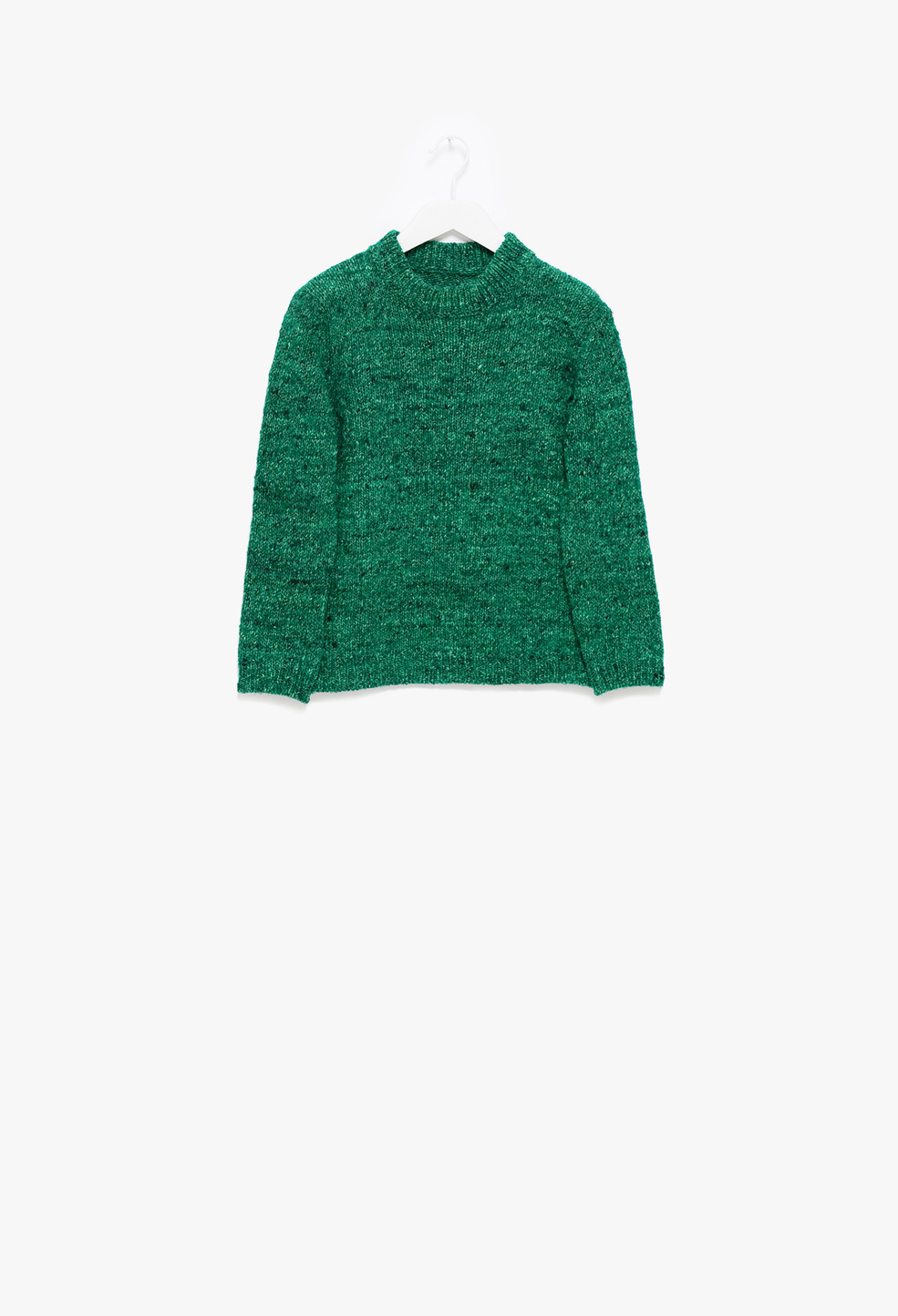 Kamu Sweater Green