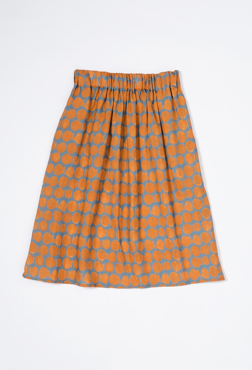 Samuji-ss17-papina-skirt-kamina-orange