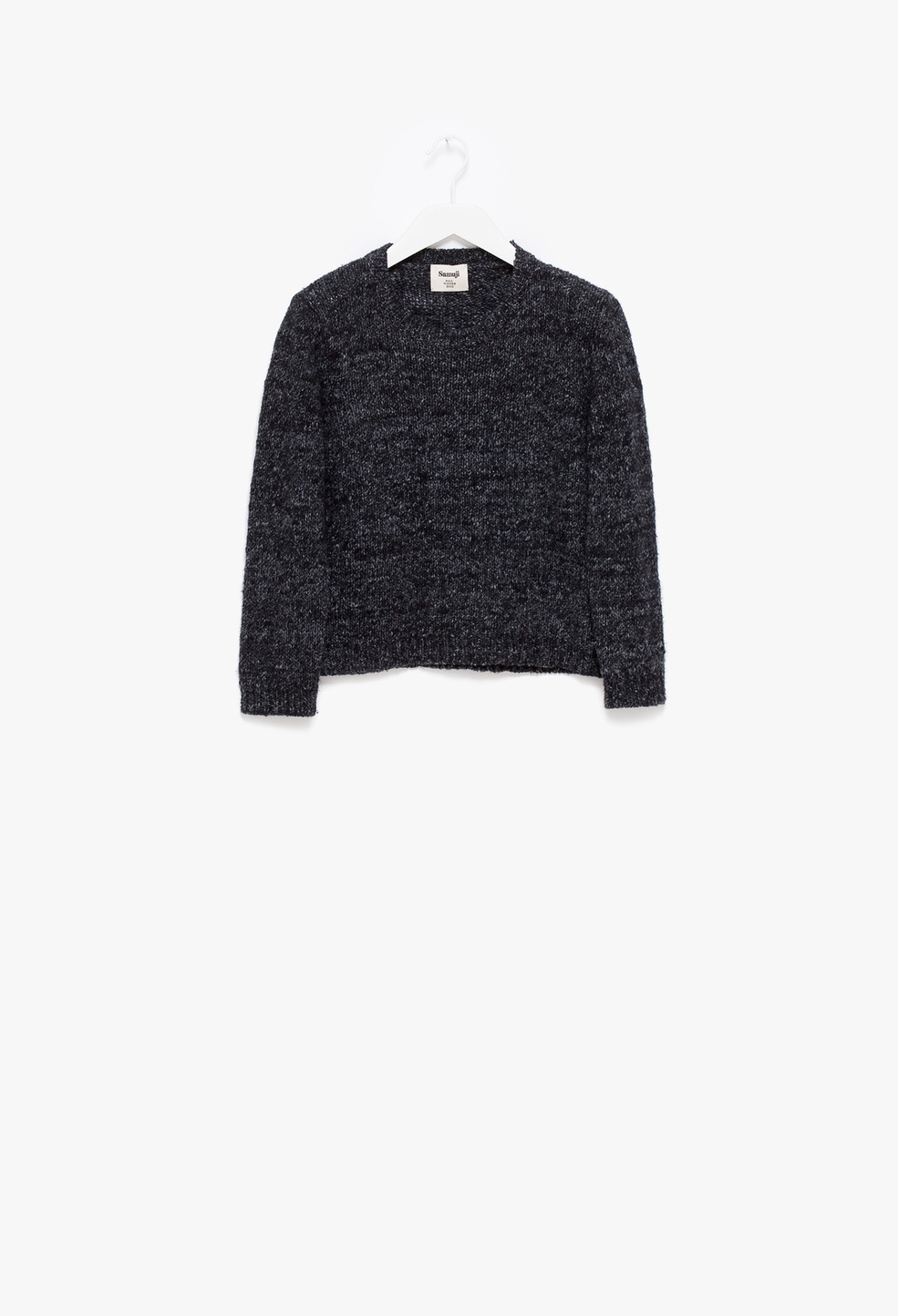 Kamu Sweater Dark Grey