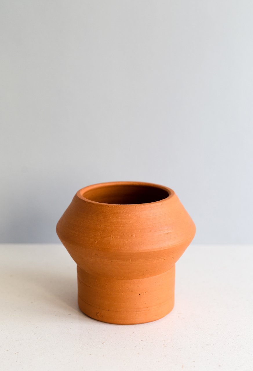 "Red Clay Planter ""Souk"""