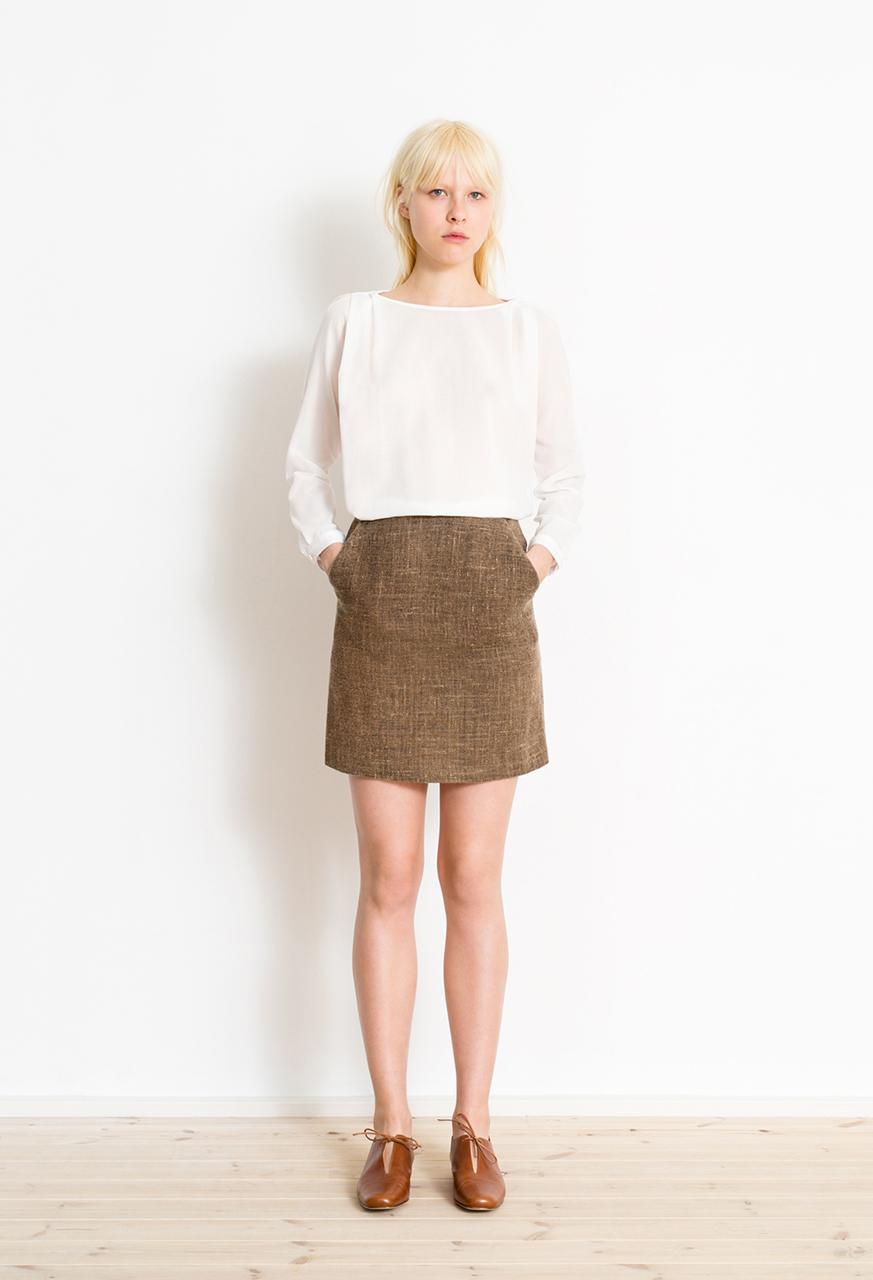 Samuji-pf17-chaela-skirt-cristallo