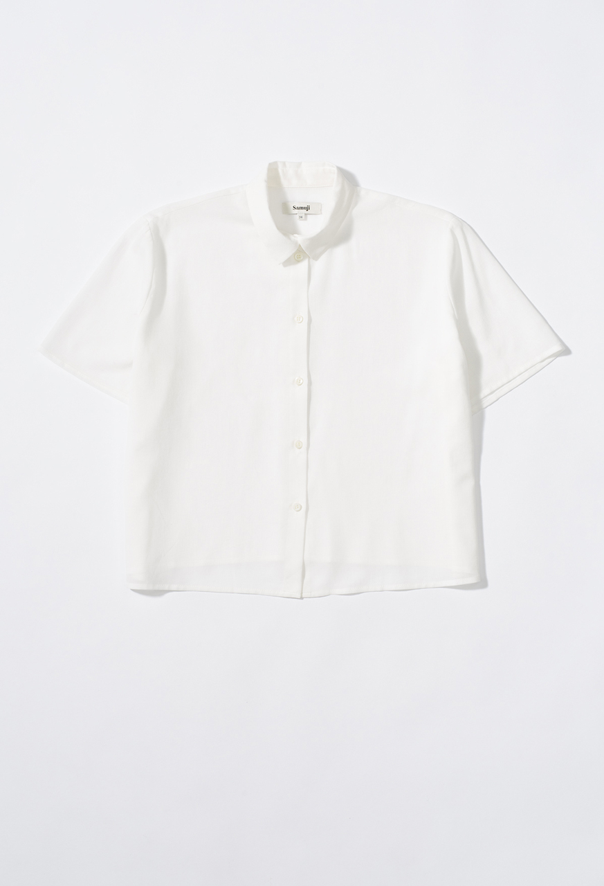 Shiela-shirt-white-samuji-pf17