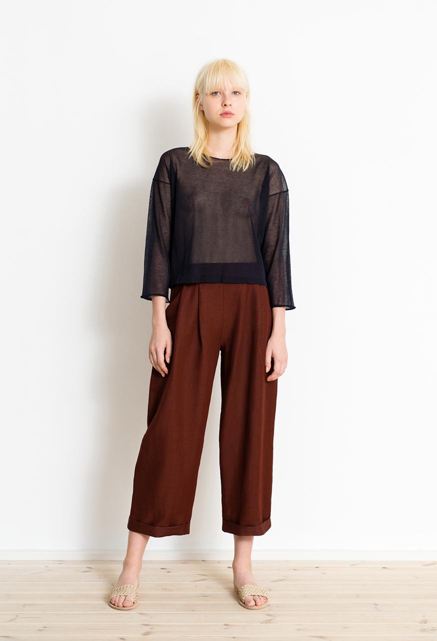 Samuji-pf17-vevida-trousers-brown-