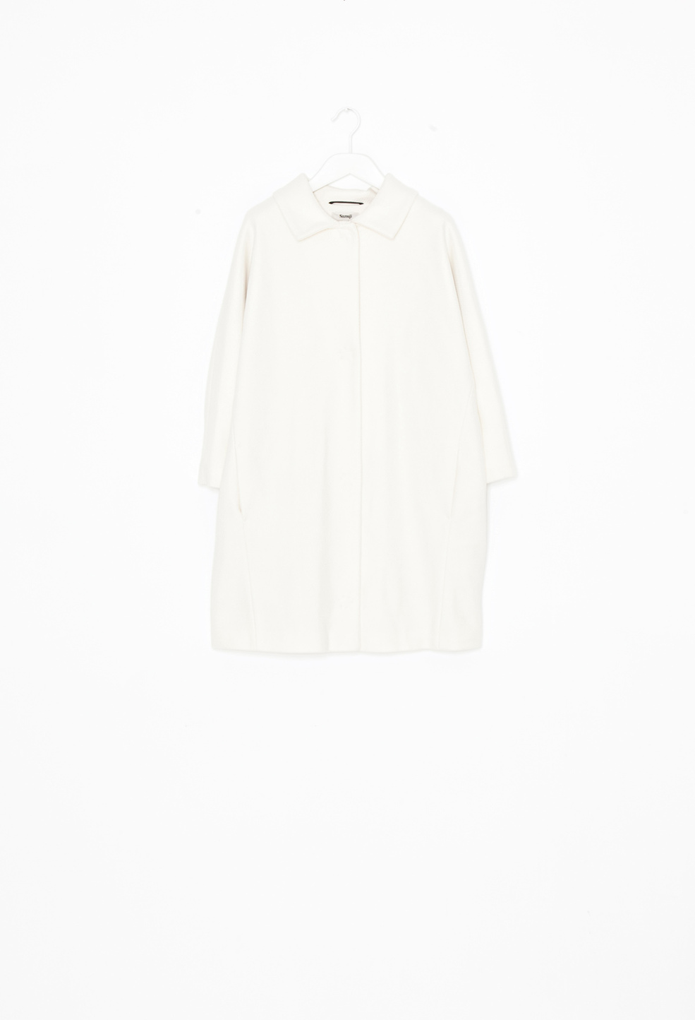 Blake Coat Off White