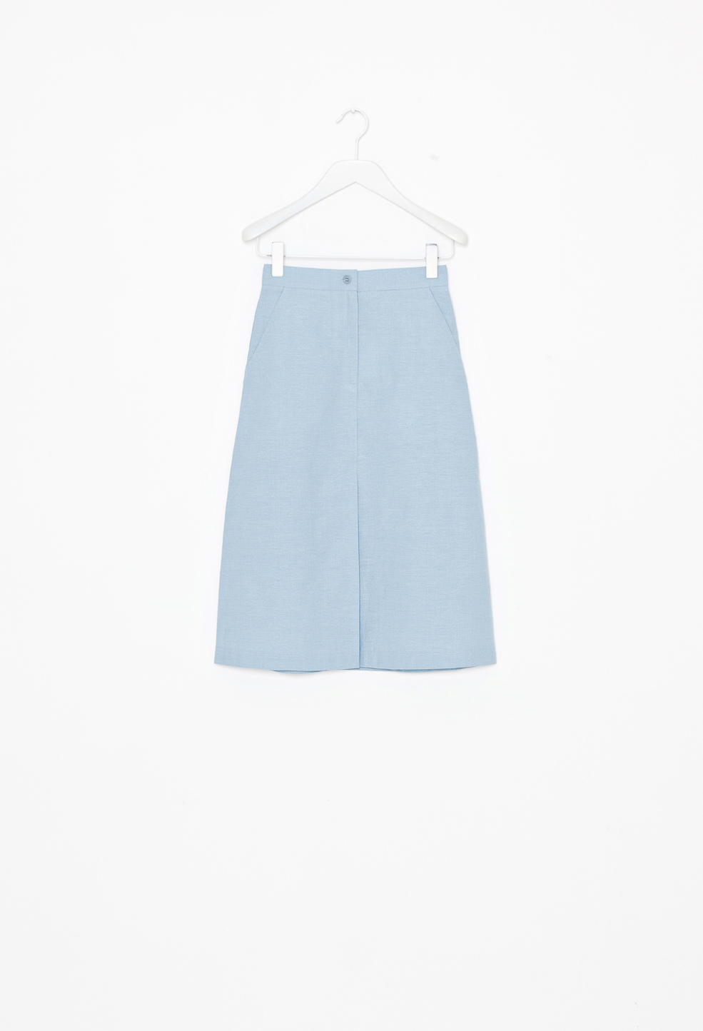 Brooklyn Skirt Light Blue