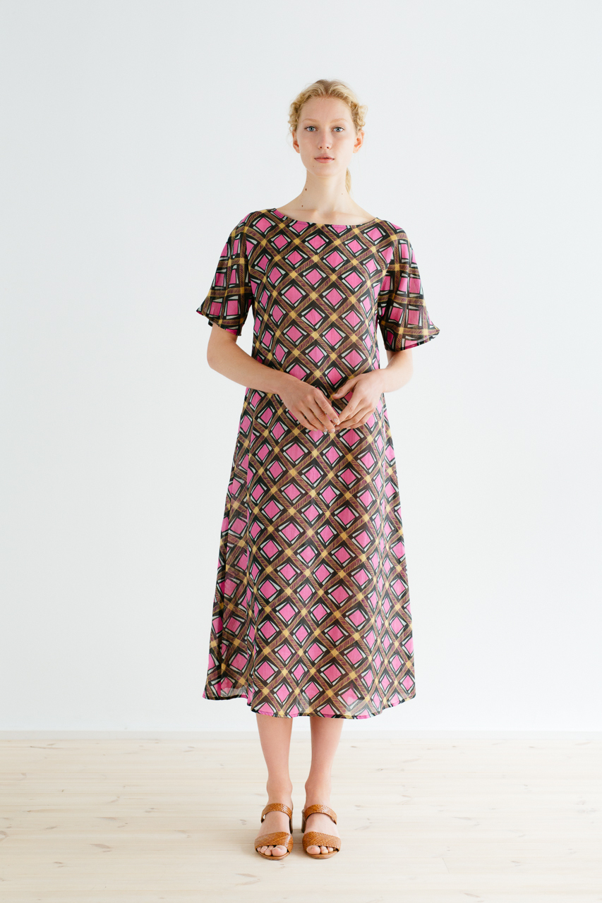 Samuji_ss18_kallio_dress_pieni_bamako_green_3