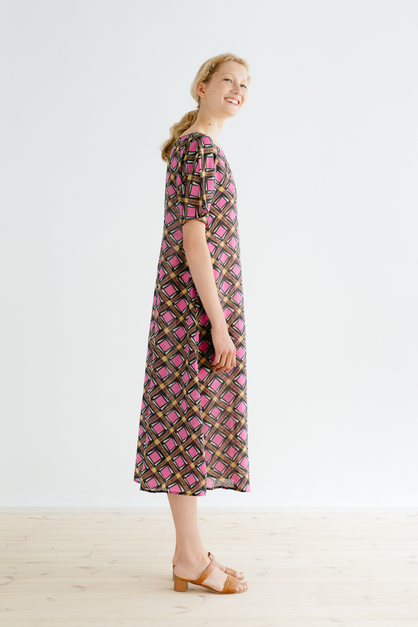 Samuji_ss18_kallio_dress_pieni_bamako_green_4