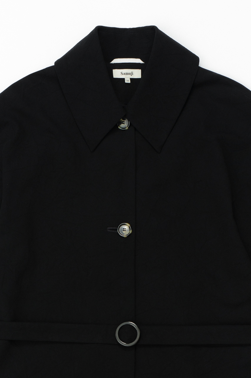 Samuji_ss18_bunko_coat_black_detail