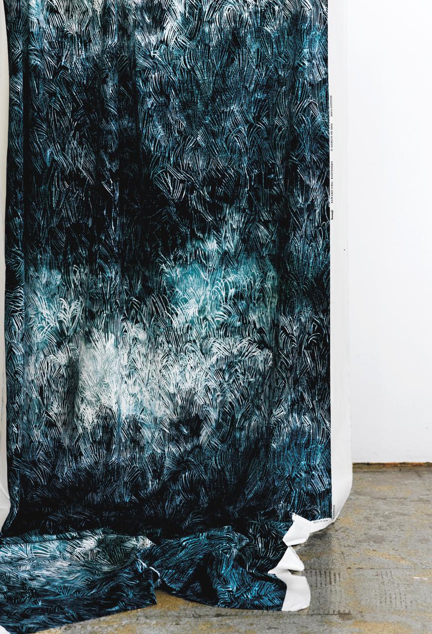 Kosteikko Fabric