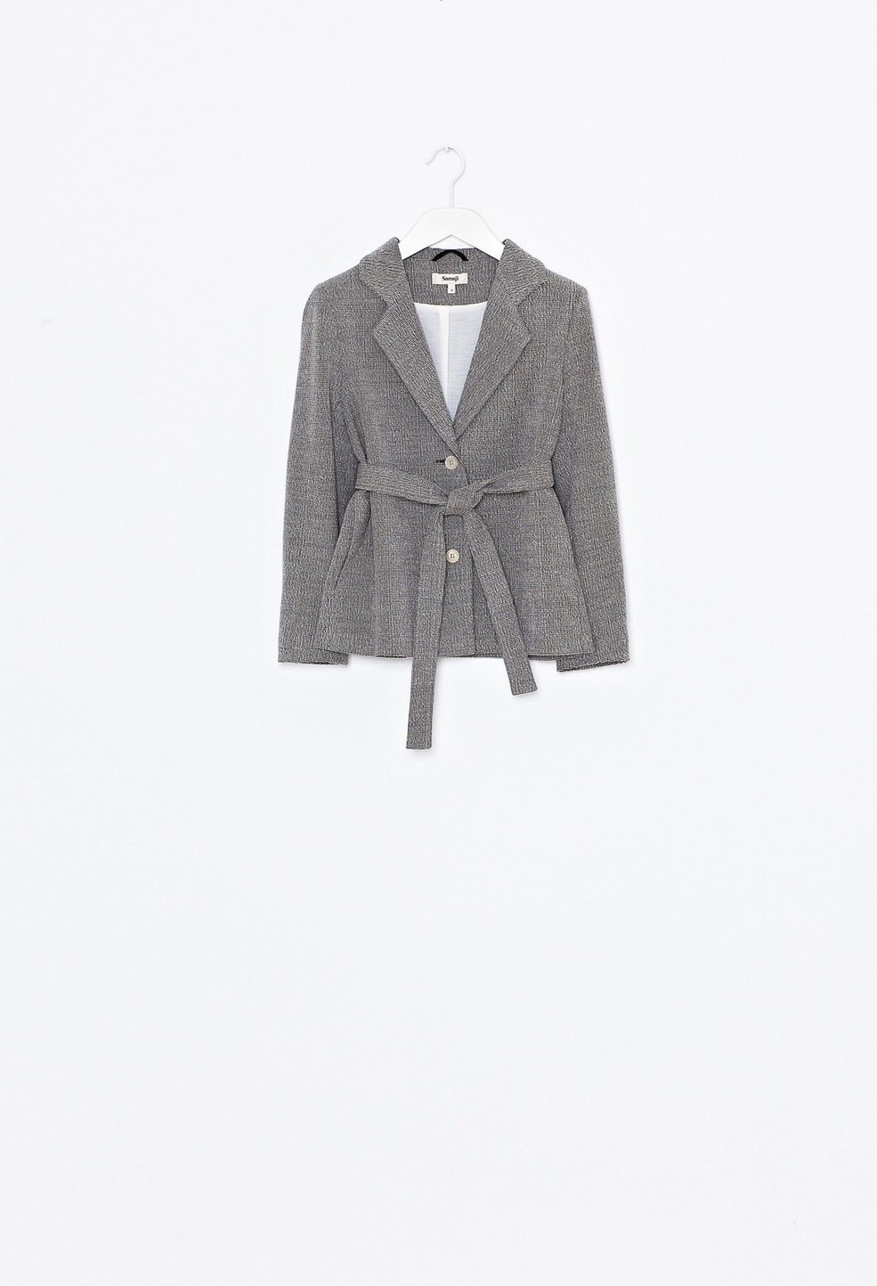 Ruby Jacket Grey