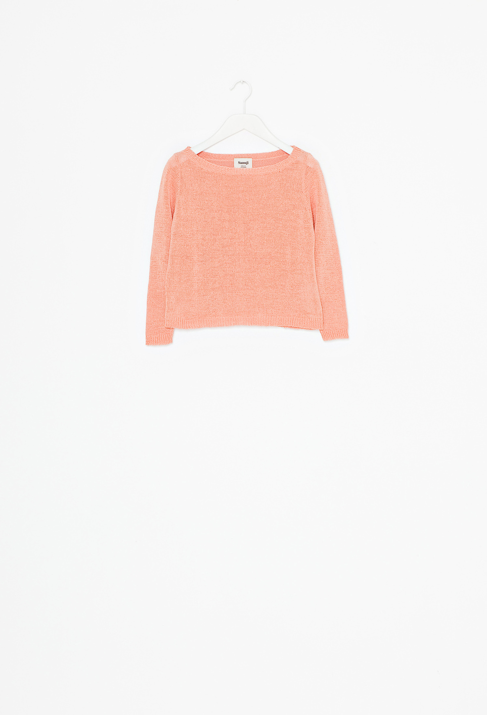 Pan Sweater Salmon