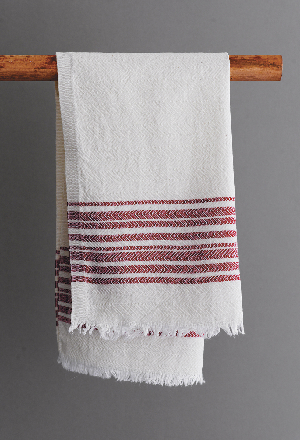 Multi Stripe Tea Towel