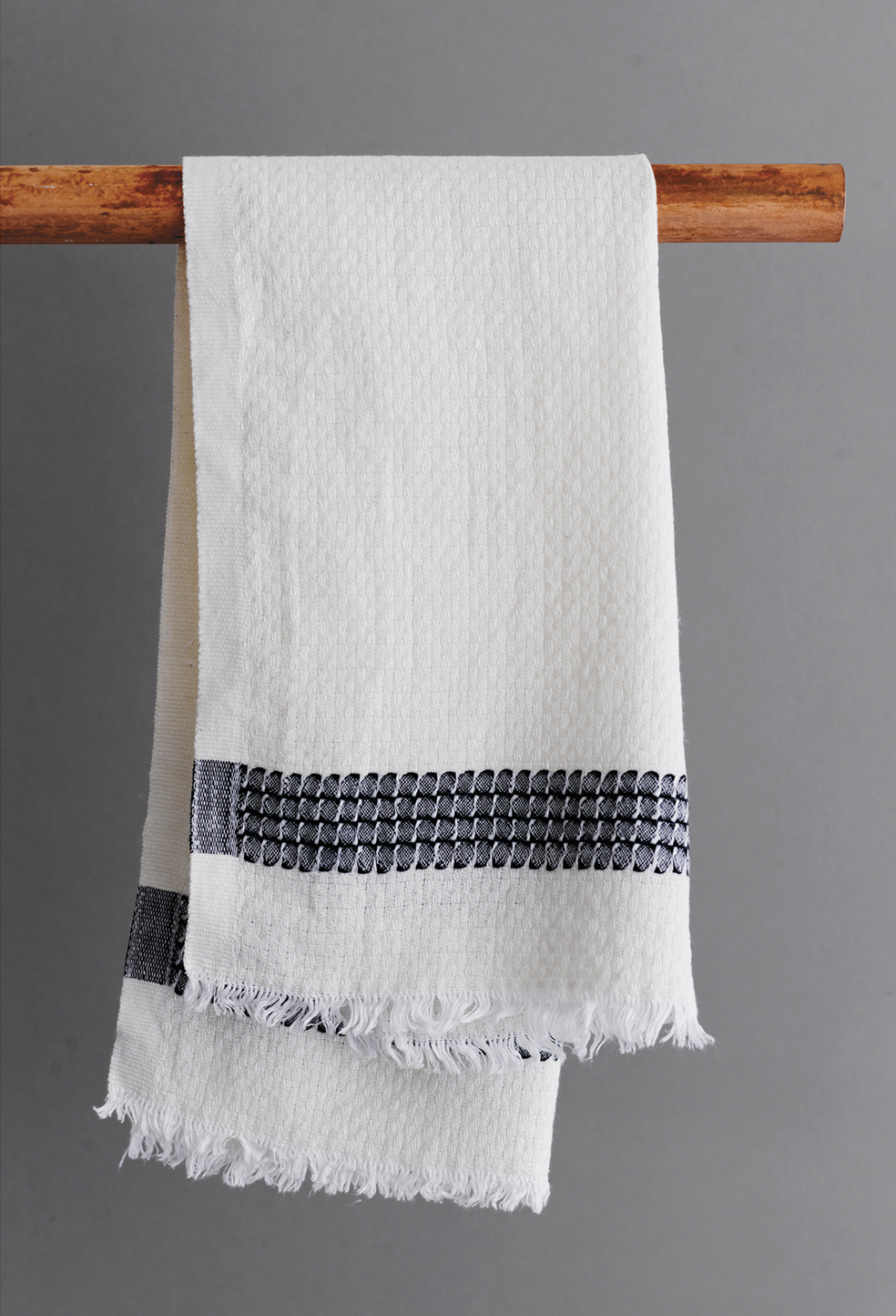 Bold Stripe Tea Towel