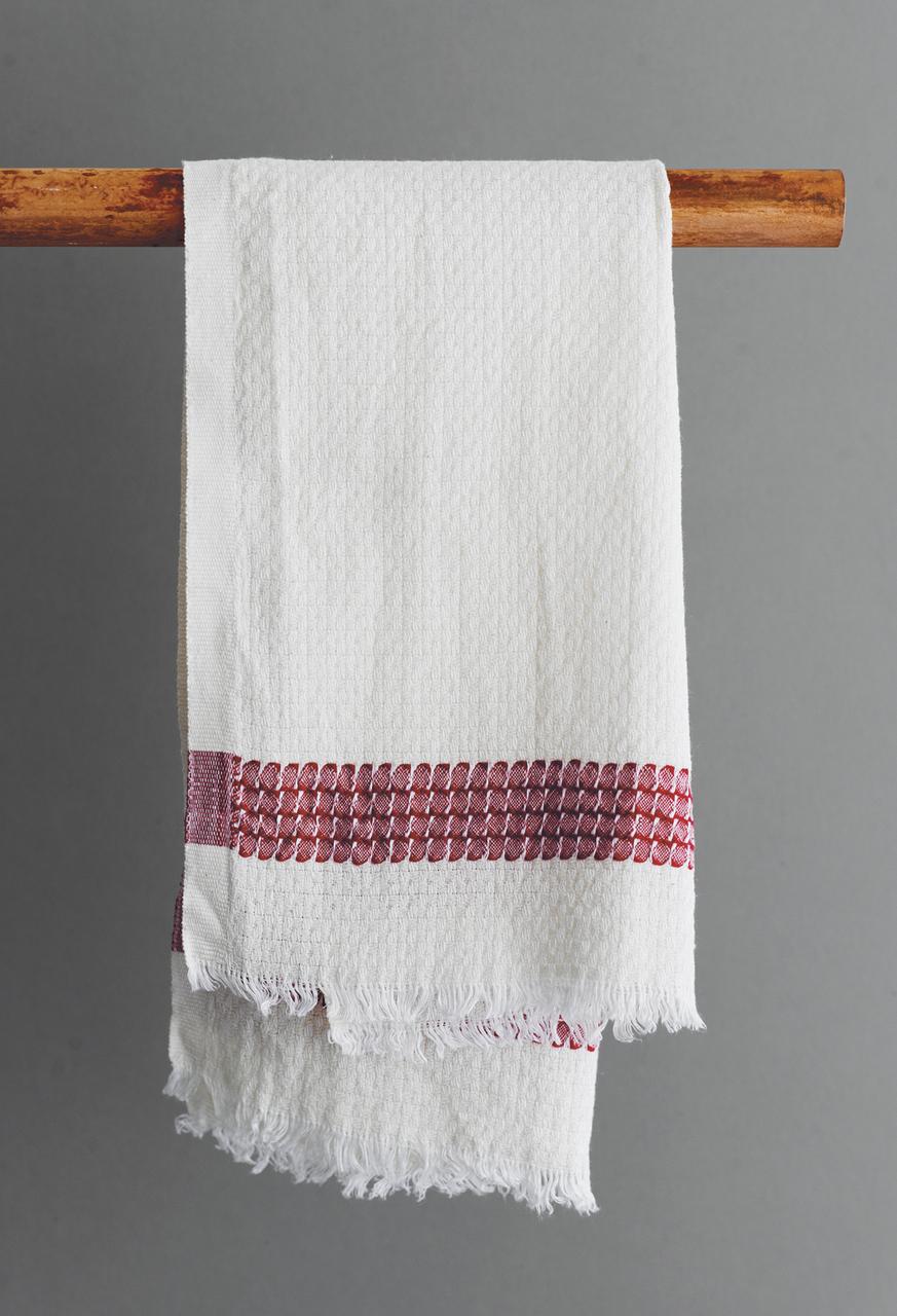 Bold Stripe Tea Towel