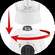 Poderosa: La nueva Optimix plus cuenta con 500 watts de potencia