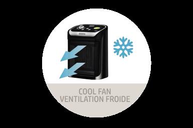 funcion de aire frio