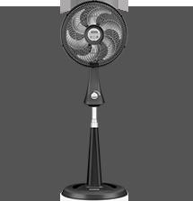 Ventilador turbo silence compact